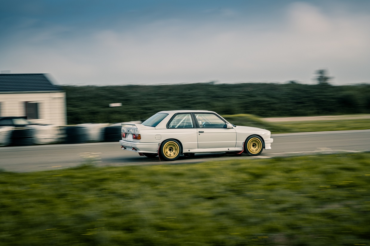BMW M3 - Alain Flament